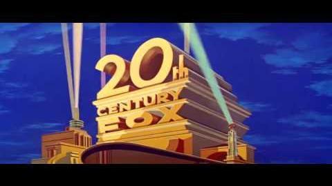 20th Century Fox logo (1953) with 1935 fanfare 2 HD