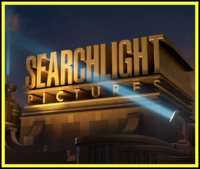Searchlight Pictures Color Print Logo
