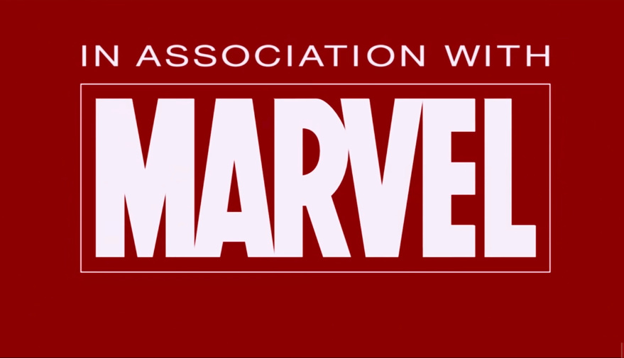 In Association With Marvel