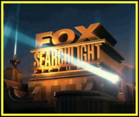 Fox Searchlight Pictures 2011 Full Color Print Logo