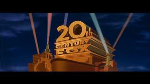 20th Century Fox Logo Cinemascope