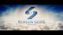 Screen Gems Pictures (Black and Blue)