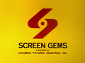 Screen Gems Television 1972