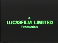 Lucasfilm Ltd. Return of the Jedi