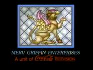 Merv Griffin Enterprises (Coca-Cola Television Byline, 1987)