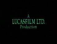 Lucasfilm Ltd. Radioland Murders Closing