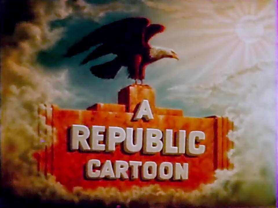 Republic Pictures Cartoons