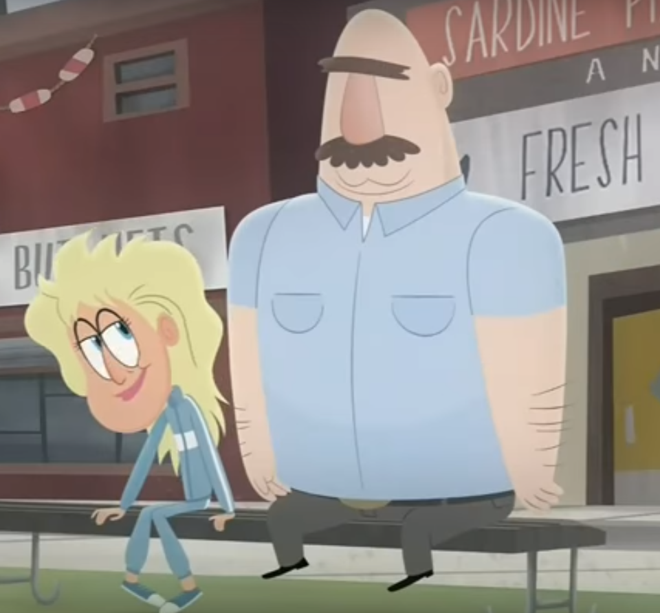 Brenda Cloudy With A Chance Of Meatballs Wiki Fandom