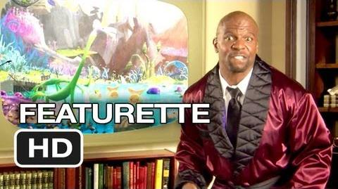 Cloudy with a Chance of Meatballs 2 Official Terry Crews Featurette (2013) HD