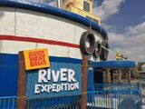 Cloudy with a Chance of Meatballs River Expedition