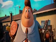Cloudy with a chance of meatballs (Hungry Mayor)