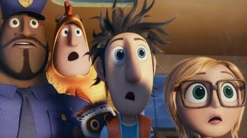 Cloudy With A Chance Of Meatballs 2 - Official Trailer (2013) HD