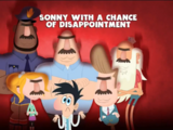 Sonny With a Chance of Disappointment