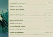 Cloverpedia Forums