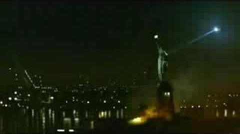 Cloverfield TV Commercial 7 - Their Only Hope Is Each Other
