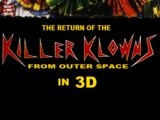 Return of the Killer Klowns from Outer Space in 3D