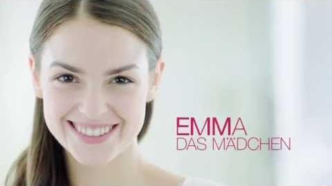 """Emma - das Mädchen im """"Club der roten Bänder"""""""