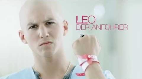 """Leo - Der Anführer im """"Club der roten Bänder"""""""