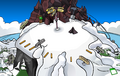 Medieval Party 2018 construction Ski Hill