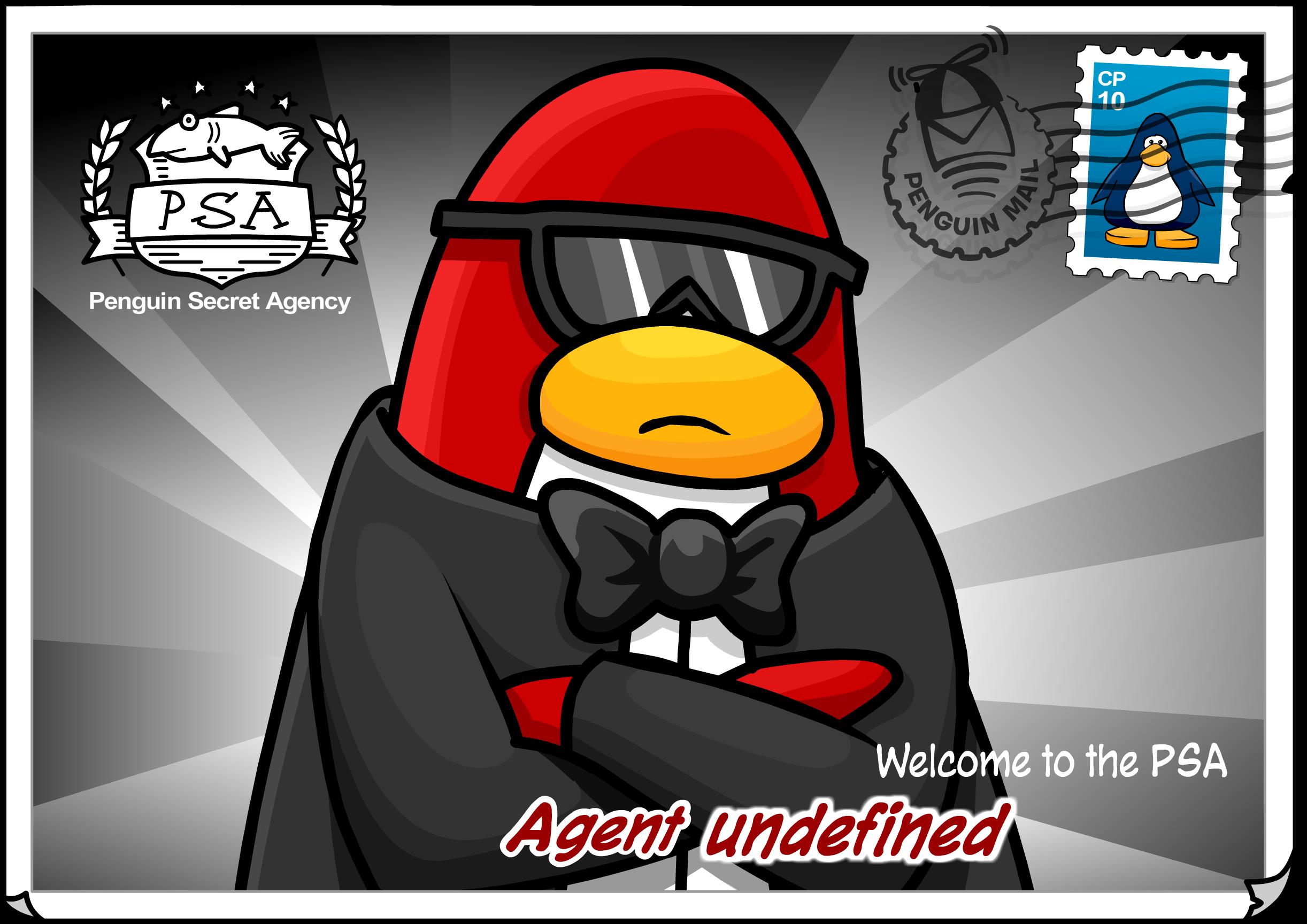 Penguin Secret Agency