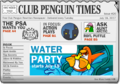 Club Penguin Times Issue 20