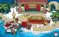 Island Adventure Party 2018 Dock