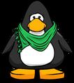 Green Designer Scarf PC