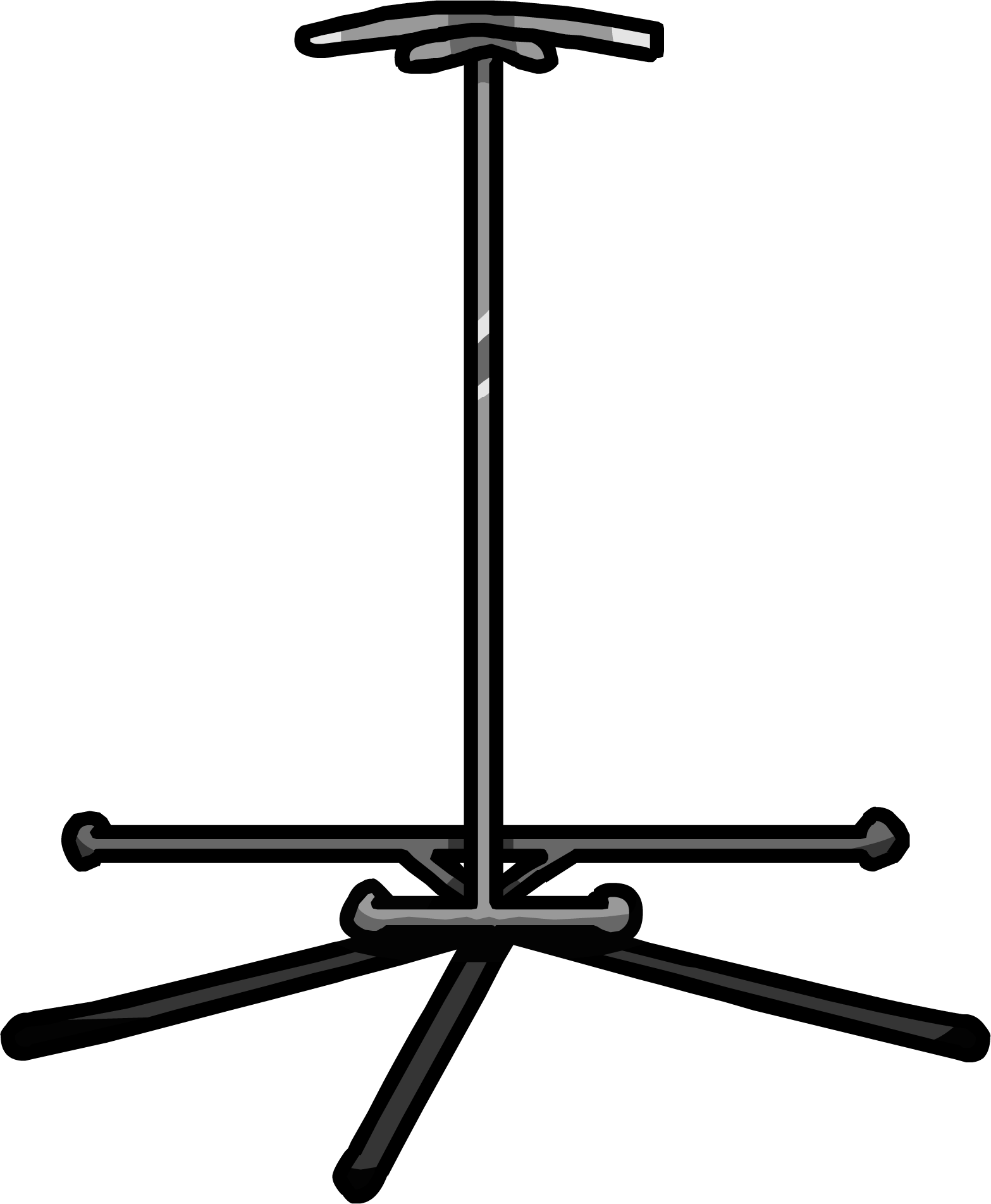 Guitar Stand (ID 413)