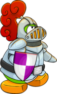 Knight Club Penguin Times