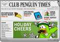 Club Penguin Times Issue 135