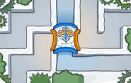 Great Snow Maze Top