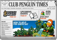 Club Penguin Times Issue 155