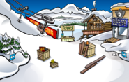 Music Jam 2017 construction Ski Village