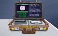Pink Puffle Furensic Analyzer 3000