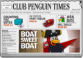 Club Penguin Times Issue 18