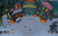 Halloween Party 2020 Town