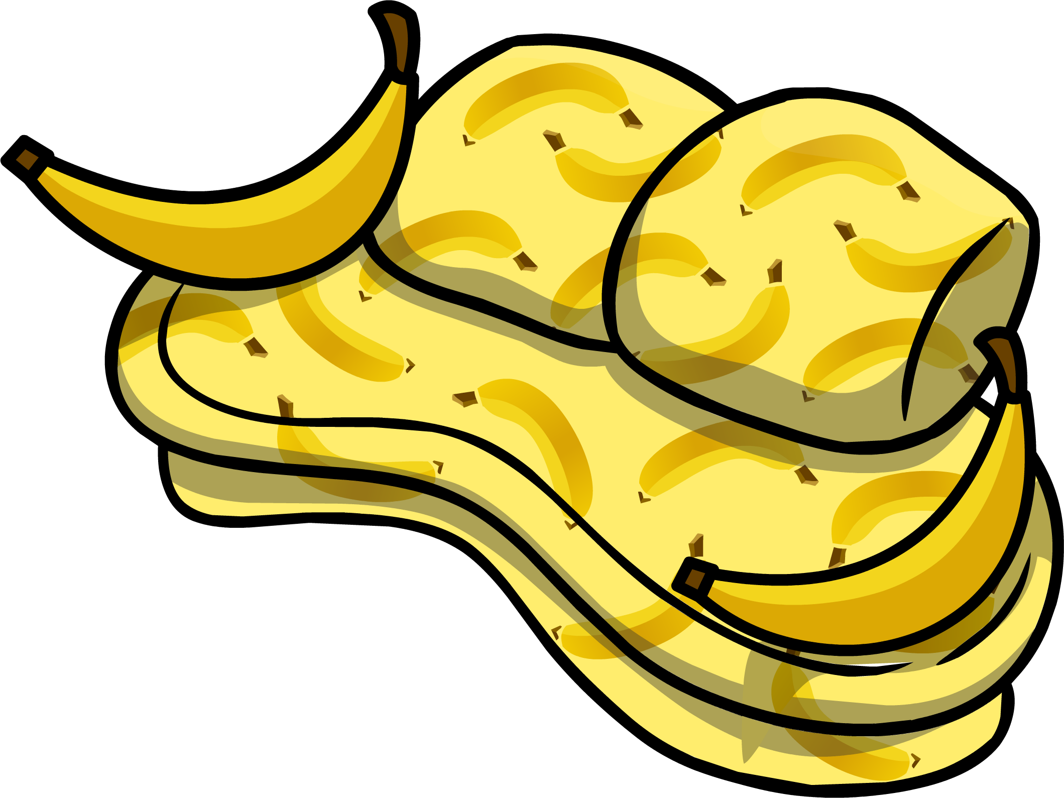 Banana Couch
