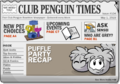 Club Penguin Times Issue 104