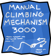 Manual Climbing Mechanism Blueprints