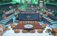 EPF Command Room Construction