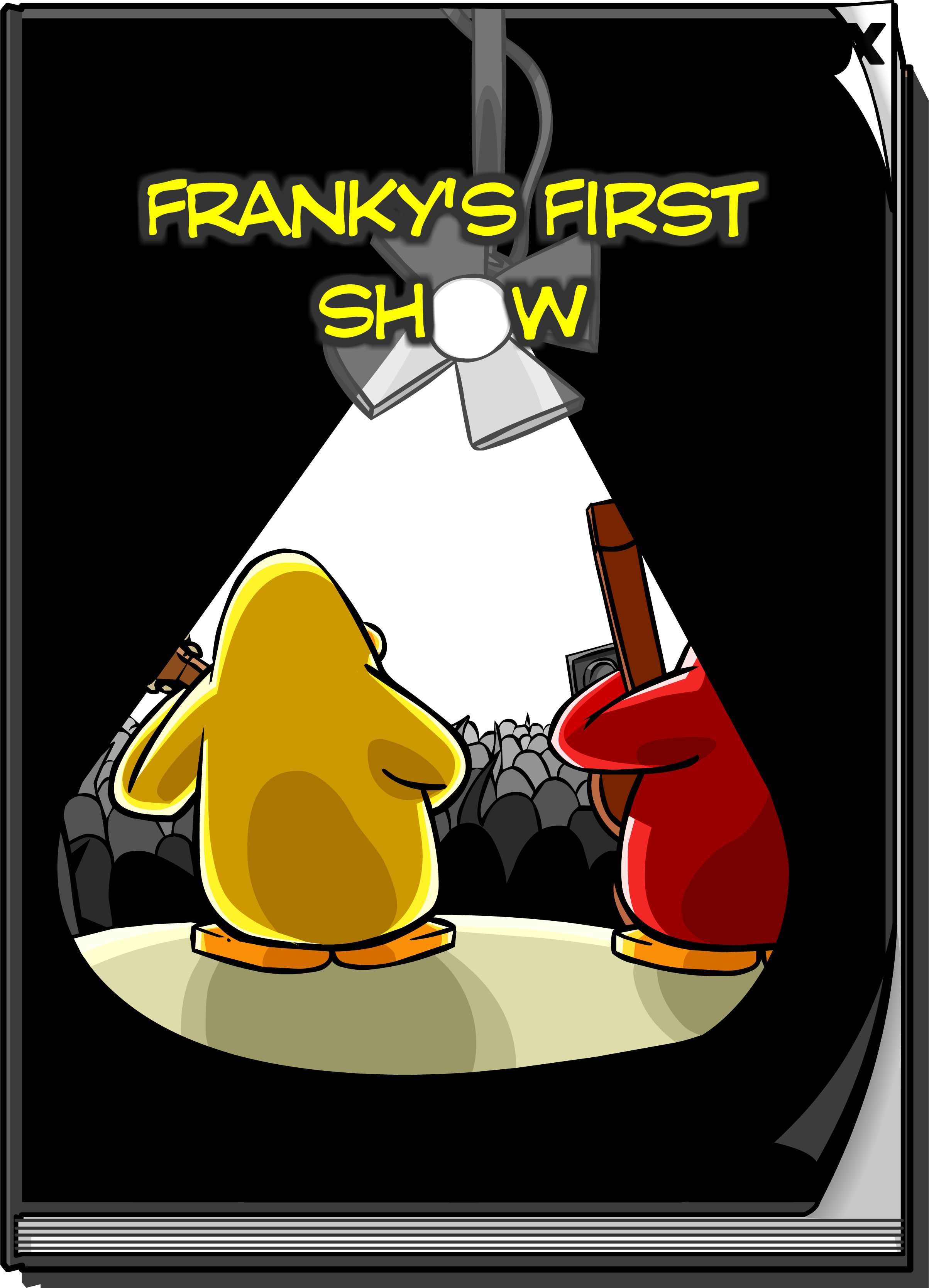 Franky's First Show