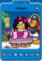 Kidguin Player Card - Mid August 2020 - Club Penguin Rewritten