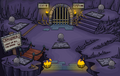 Medieval Party 2017 Ye Knight's Quest orb room