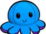 Happy Octopus Plushie