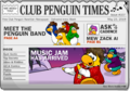 Club Penguin Times Issue 107