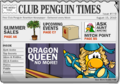 Club Penguin Times Issue 119