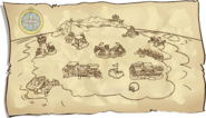 Island Adventure Party Map