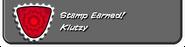 Klutzy Earned