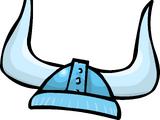 Diamond Viking Helmet