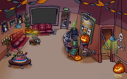 Halloween Party 2019 Coffee Shop